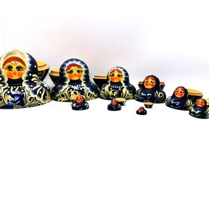 Russian Nesting Dolls 🎎